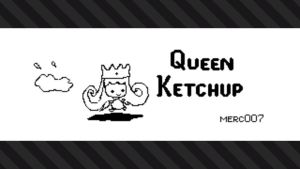I became a Ketchup Queen in Splatfest 2 by Merc007