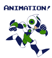 Animation: Jethro Run Cycle by lizzicusart