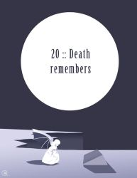 20 :: Death remembers by VoxGraphicaStudio