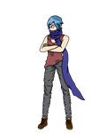 Toru fake sprite by Randomgirl401