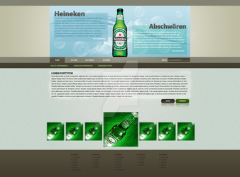 Drink Company Template by infinitestudios