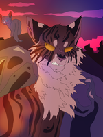 tigerclaw by kittycatpatpat