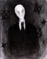 Slenderman by Wynt
