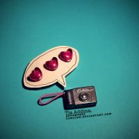 I heart shutterclicks. by Camiloo