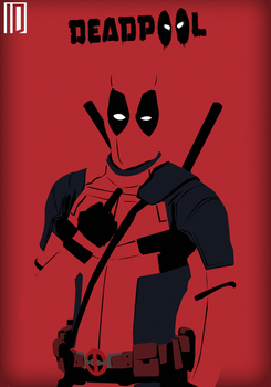 Deadpool Wallpaper by IndividualDesign