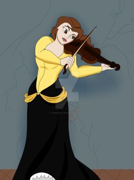 Classic Belle by CrimsonGlow