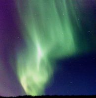 Northern Lights 2 by Wolfwoman7