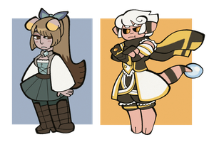 PKMN-PMMM :: Magicals Batch 1 by BillSpooks
