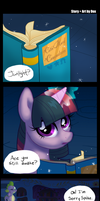 Prelude 1:Cutie Mark Conundrum by PumpkinHipHop