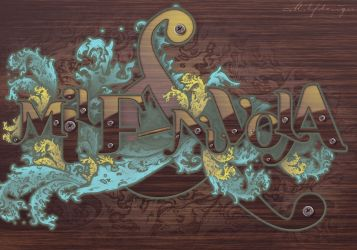 Typography by GraTion-B