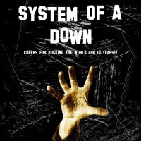 System of a Down by shimkangrey