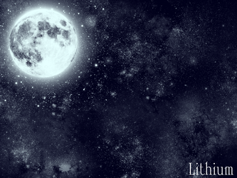 Moon Background by MadhouseHatter
