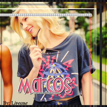 Marcos 1. by LifeARE