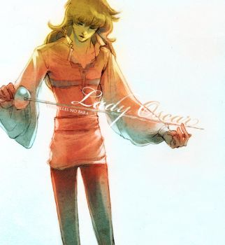 Rose of Versailles - Oscar 2 by AlHambra