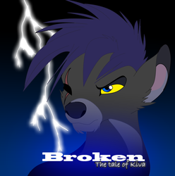 Broken:Cover page by Kitchiki