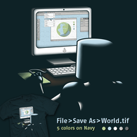 File-Save As-World.tif - Woot by MdMbunny