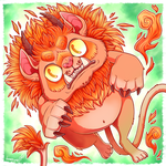Lion Creature by Lumary92