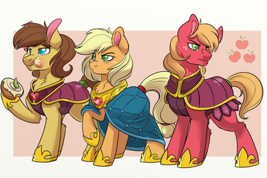 Knights Of The Harmonyverse: Honesty by ItsTaylor-Made