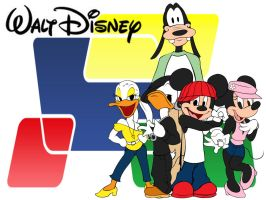 Disney's Fabulous 5ive by Akeem