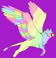 Gryphon Adopt! .:OPEN:. by CupcakeDeviantArt