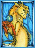 ATC: The Golden One by Suane
