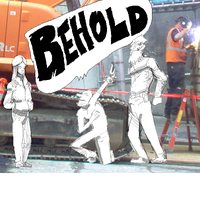 Behold by Figurative