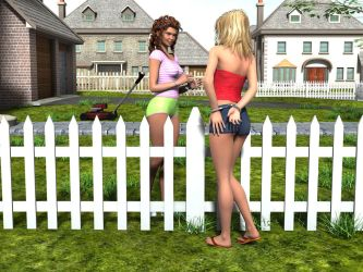 R-World Neighbors by DonKevinMartin