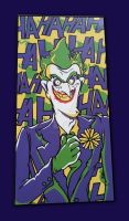 Joker by cgianelloni