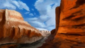 Canyon by ImorBrighthand