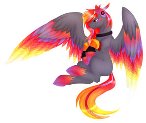 [GIFT] Rainbow Power Shadow by xX-NocturnalSkies-Xx