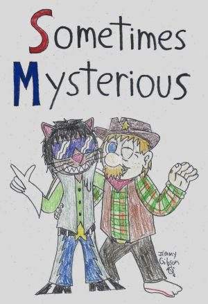Autism Awareness - Cool Cat and Old Timer by CelmationPrince