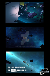 Final Space comic strip (Page 22)