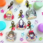 + STUDIO GHIBLI Charms + by SaraFabrizi