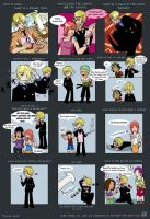 One Piece - Sanji IS by ru-debega