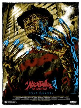 A Nightmare on Elm Street 3 by jasonedmiston