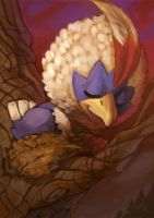 Fav Normal Type - Rufflet