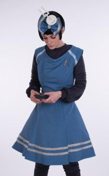 Lolita Spock is Logical by neoqueenhoneybee