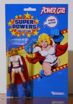 Super Powers carded Power Girl by mousedroid-hoojib
