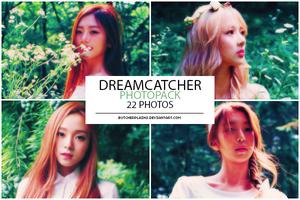 Dreamcather - photopack #01 by butcherplains