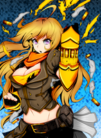 Yang Xiao Long by DaikiRedo