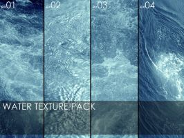 Textures: Water Collection by Equiliari