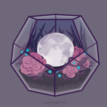 LEGEND OF ZELDA TERRARIUM (2/3) MAJORA'S MASK by emengel