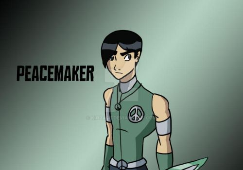 Peacemaker Reviewed by Kiorage