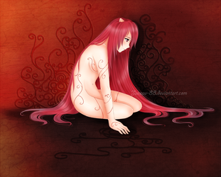 One year later: Elfen Lied by Juneau-88