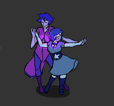 Fusion Dance by Thea0605