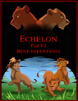 Echelon - Cover contest by Irete