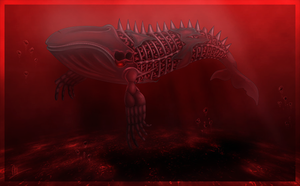 Whale Zombie by mereni