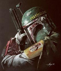 Boba Fett by Ninjacompany