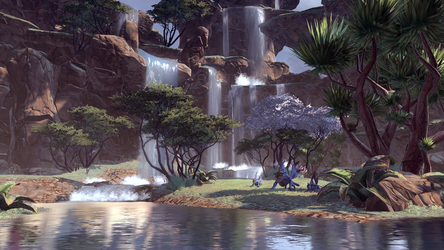 SW:TOR - Makeb Hidden Oasis 001 by Xoza