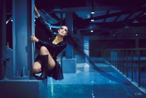 Blue Sanctuary by zokyzoker